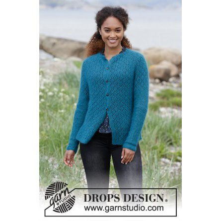 Drops Song of the Sea Cardigan 181-21