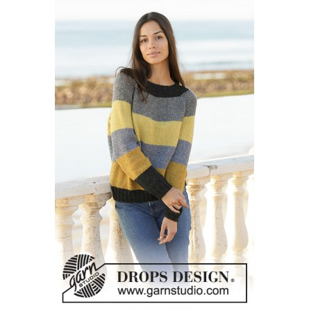 Drops Bee Stripes 200-3