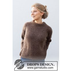 Drops Autumn Pathways Sweater 216-12