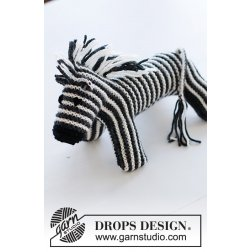 Drops Oreo the Zebra 27-19