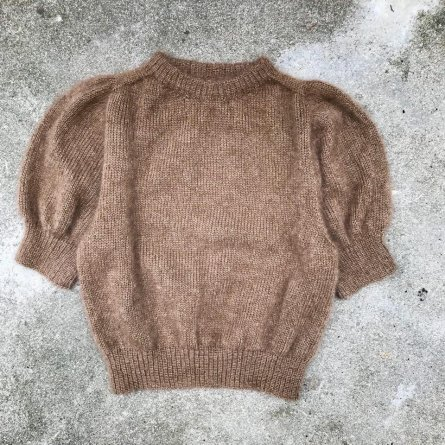 Knitting for Olive Puff Tee