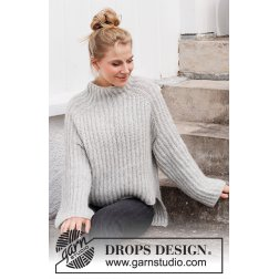 Drops Slippery Slopes Sweater 217-14