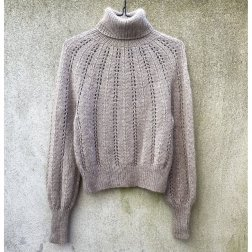 Knitting for Olive Bregne Sweater