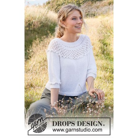 Drops Incoming Tide Sweater 222-21