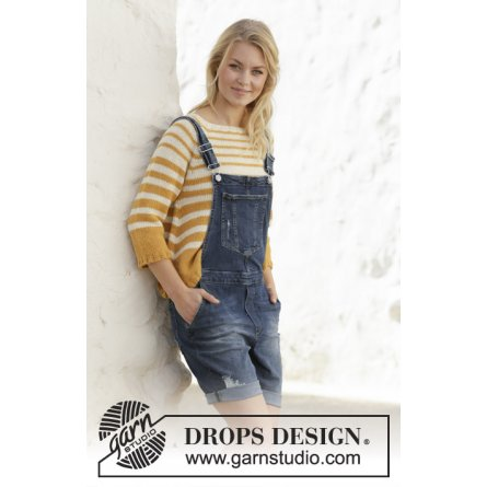 Drops Let the Sun In Sweater 200-14