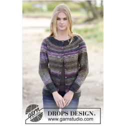 Drops Frosty Morning Cardigan 165-45