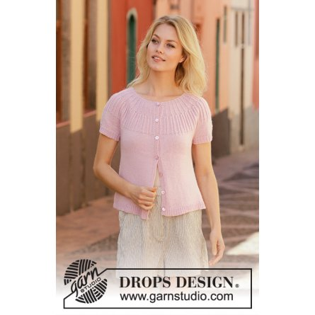 Drops Soda Fountain Cardi 201-39