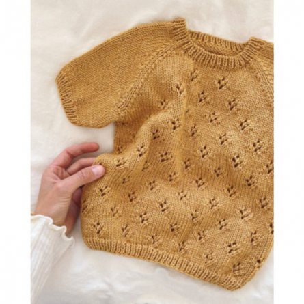 Petite Knit Rigmors Sommerbluse