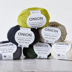 ORGANIC COTTON & MERINO WOOL
