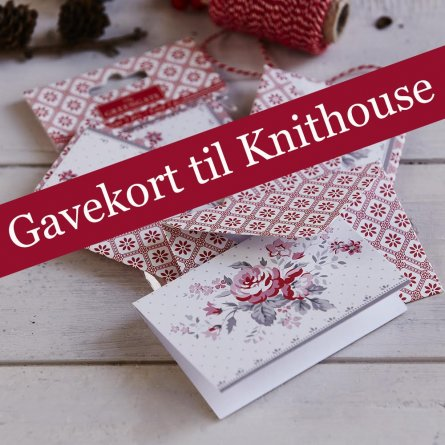 Gavekort til Knithouse