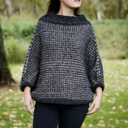Knithouse The Perfect Poncho