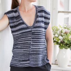 Knithouse Top Graphic Summer