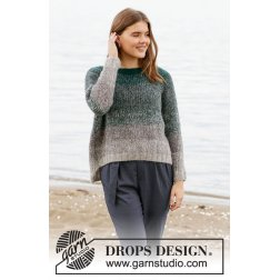 Drops Forest Shadows Sweater 207-15